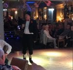 Jimmy Cricket @jimmy__cricket · 12h It's Turkey and Tinsel time and looking a lot like Christmas at @LyndeneHotel tonight folks with their wonderful residents!