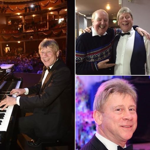 Shocked and saddened to hear off the passing of David Carter, a wonderful musician, terrific arranger, and brilliant Musical Director! Most of all, the warmest and kindest human being I have ever had the great pleasure to work with! My prayers and thoughts are with his family