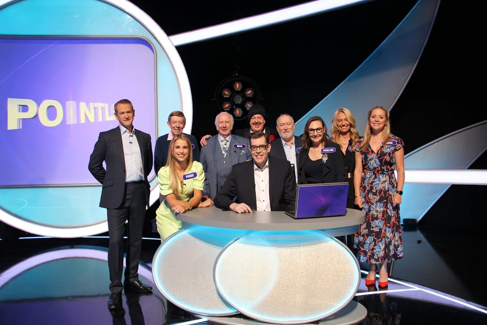 Pointless BBC One Jimmy Cricket March 2020