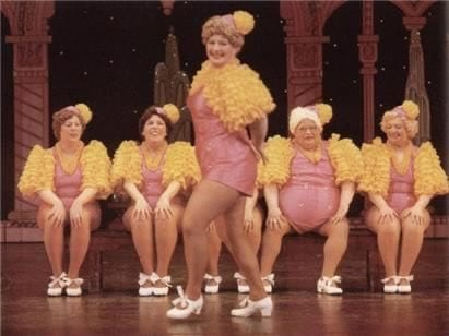 So saddened to hear of the passing of Marie Ashton, I had the great pleasure working with her and the rest of the girls, they were such fun to be with backstage. So glad she found happiness with the great comedian Jack Diamond as they settled in Southport