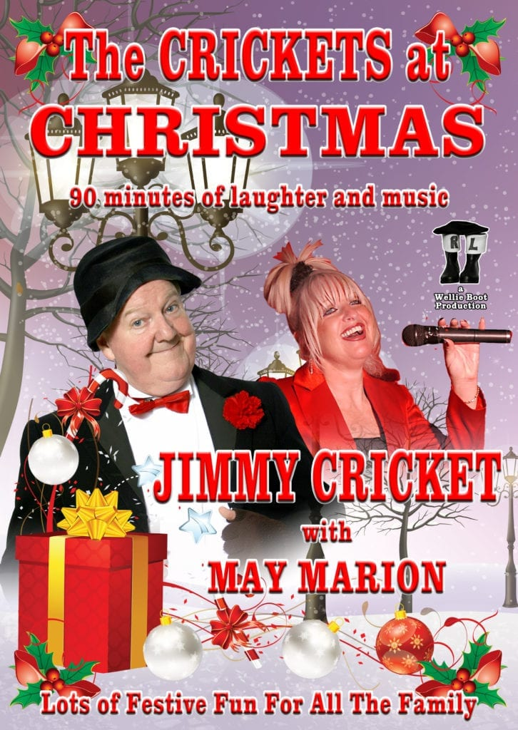 Here is an idea for a Christmas Show, with applied social distancing in Theatres and venues! Just ring us on 01706 353545 for a booking!