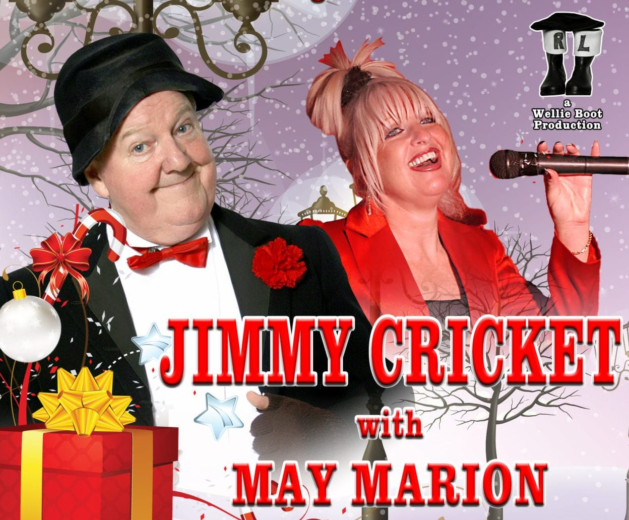 Jimmy and May Cricket