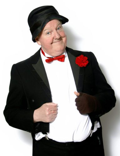 Jimmy Cricket tells regular jokes online