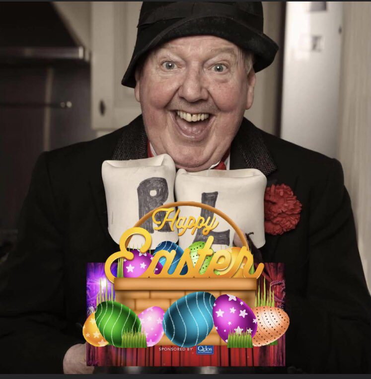 Happy Easter from Jimmy Cricket
