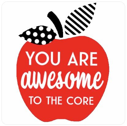 You are awesome to the core