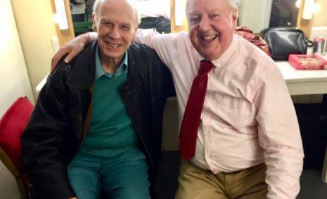 It is with much sadness that I have learnt of the passing of my dear friend the wonderful journalist and broadcaster John Hannam 